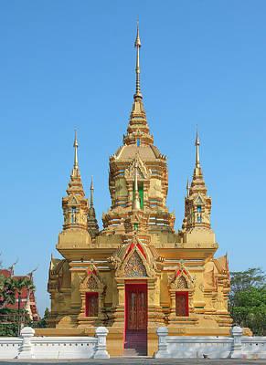 Photograph - Wat Kamat Phra Chedi Dthcm1499 by Gerry Gantt