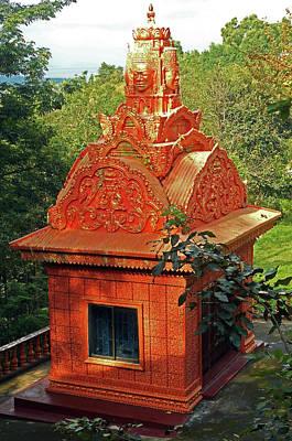Photograph - Wat Leu Temple 14 by Ron Kandt