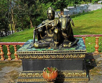 Photograph - Wat Leu Temple 17 by Ron Kandt