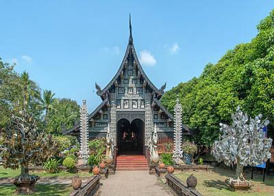 Photograph - Wat Lok Molee Phra Wihan Dthcm1996 by Gerry Gantt