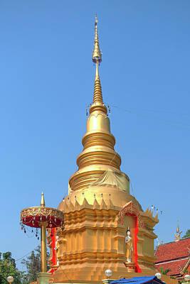 Photograph - Wat Nam Lom Phra Chedi Dthla0093 by Gerry Gantt