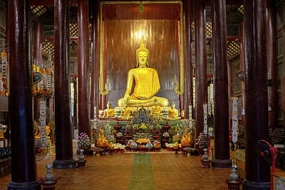 Photograph - Wat Phan Tao by Fabrizio Troiani