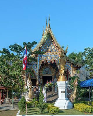 Photograph - Wat Piyaram Phra Wihan Dthcm1223 by Gerry Gantt