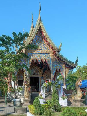 Photograph - Wat Piyaram Phra Wihan Dthcm1225 by Gerry Gantt
