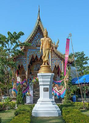 Photograph - Wat Piyaram Phra Wihan Standing Buddha Dthcm1226 by Gerry Gantt
