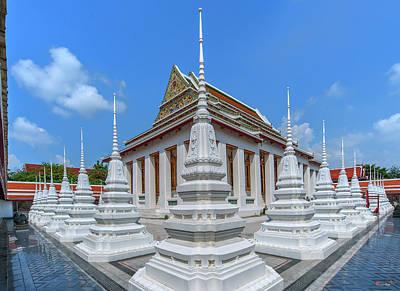 Photograph - Wat Ratcha Orasaram Phra Wihan Dthb1683 by Gerry Gantt