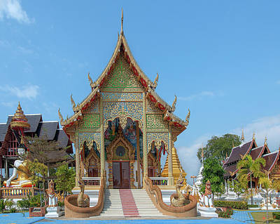 Photograph - Wat San Pu Loei Phra Wihan Dthcm2258 by Gerry Gantt