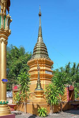 Photograph - Wat Sara Chatthan Phra That Chedi Dthcm1719 by Gerry Gantt
