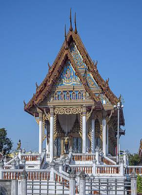 Photograph - Wat Sawangfa Pruetaram Phra Ubosot Dthcb0106 by Gerry Gantt