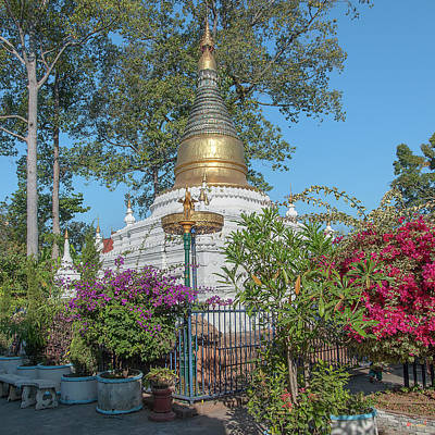 Photograph - Wat Tamnak Phra That Chedi Dthcm2325 by Gerry Gantt