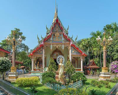 Photograph - Wat Thung Luang Phra Wihan Dthcm2099 by Gerry Gantt