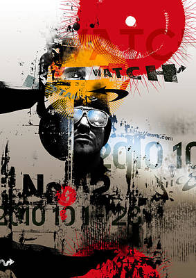 Graphic Digital Art Digital Art - Watch by Graphic Monkey