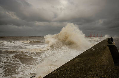 Photograph - Watch That Wave by Spikey Mouse Photography