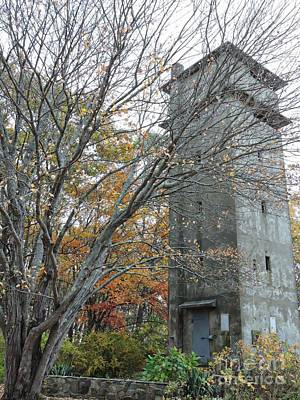 Photograph - Watch Tower by Marcia Lee Jones