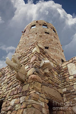 Photograph - Watch Tower by Steven Parker
