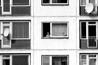 Photograph - Watching In East Berlin by John Rizzuto