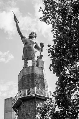 Photograph - Watching Over Birmingham by Parker Cunningham