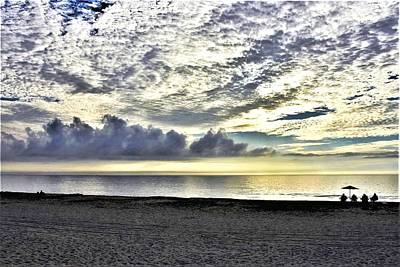 Photograph - Watching The Clouds by Kim Bemis