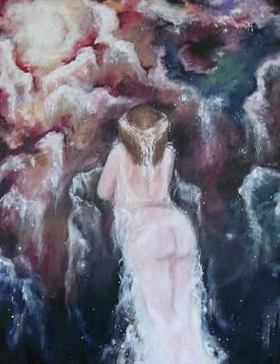 Painting - Watching The Show by Cheryl Pettigrew