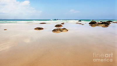 Photograph - Wategos Beach by Lexa Harpell