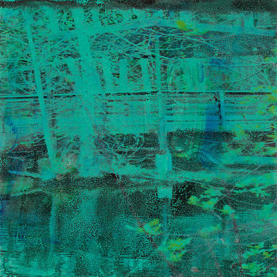 Mixed Media - Water #10 by Dawn Boswell Burke