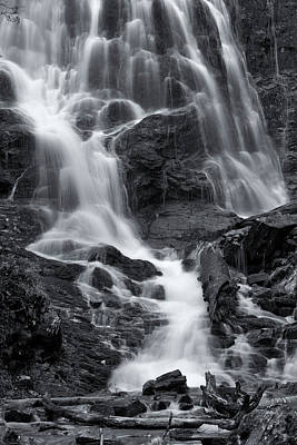 Photograph - Water And Stone by Van Sutherland