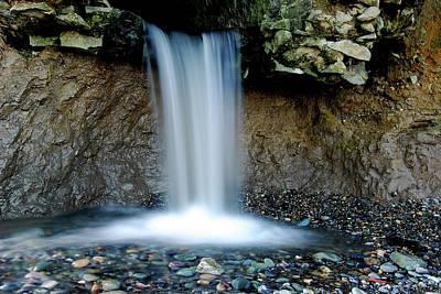 Photograph - Water And Stones by Juraj Simek