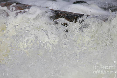 Photograph - Water Bubbling 2 by Donna L Munro