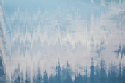Photograph - Water Cloud Abstract 080917-4333-1 by Tam Ryan