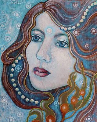 Painting - Water Dreamer by Sheri Howe