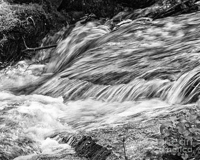 Photograph - Water Flow by John Greco