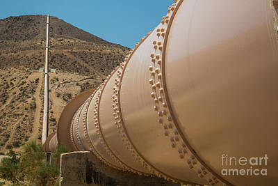Photograph - Water For Los Angeles by Jim West