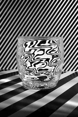 Photograph - Water Glass by Dominick Moloney