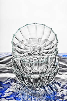 Photograph - Water Glass by Sharon Popek