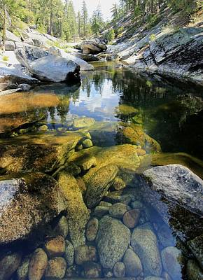 Photograph - Water Is Life by Sean Sarsfield