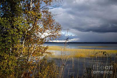 Photograph - Water Landscape by Grace Grogan