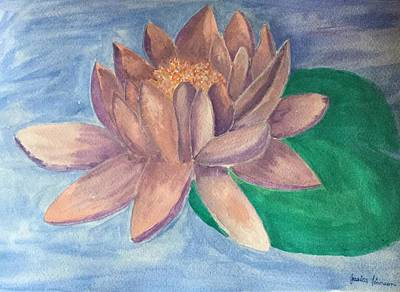 My Art Painting - Water Lille  by My Art