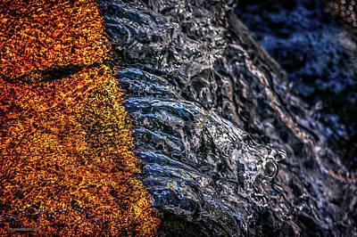 Photograph - Water Mermaid Eagle Falls Water Lake Tahoe by LeeAnn McLaneGoetz McLaneGoetzStudioLLCcom