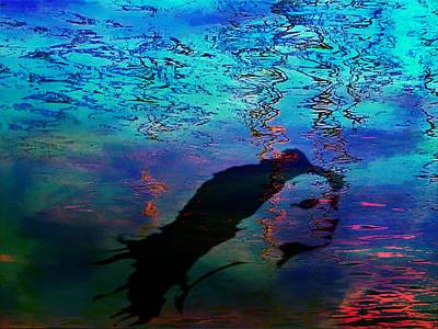Digital Art - Water Muses Underwater Fantasies by Mike Breau