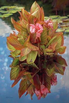 Digital Art - Water Nymph by Mike Braun