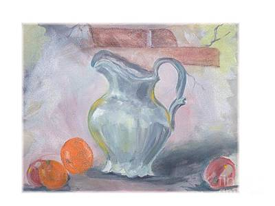 Water Pitcher Original by Hal Newhouser