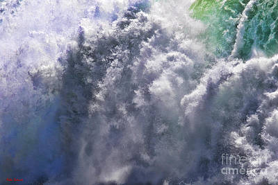 Photograph - Water Power by Blake Richards