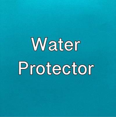 Painting - Water Protector Logo by Darice Machel McGuire