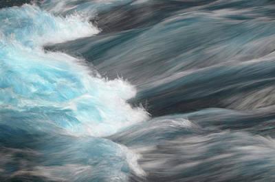 Photograph - Water Rush by Jenny Rainbow