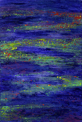 Painting - Water Serenity by Angela Bushman