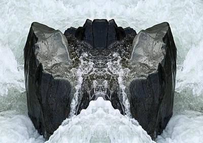 Digital Art - Water Spirit 88 by Alma