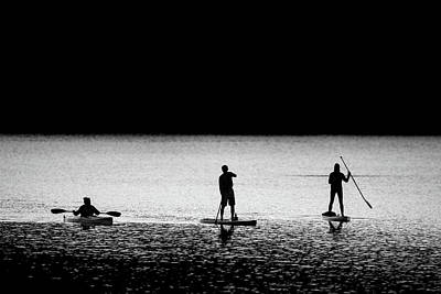 Photograph - Water Sports by Jeff Phillippi
