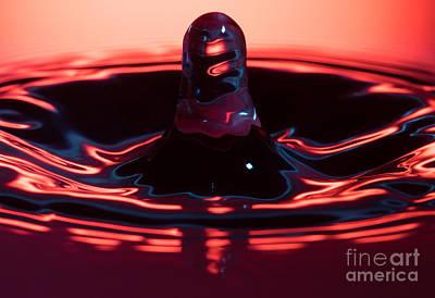 Water Spout Art Print