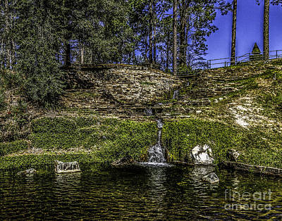 Photograph - Water To The Pond by Ken Frischkorn