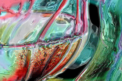 Photograph - Water To Wine 1 by Kate Word